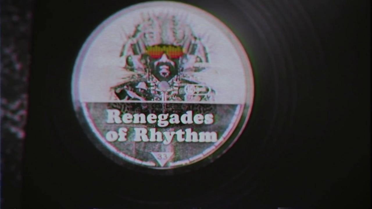 DJ Shadow & Cut Chemist - Renegades of Rhythm