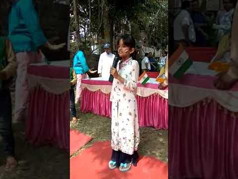 Hum Hain Pahredaar Desh Ke ( Alisha Juyal )