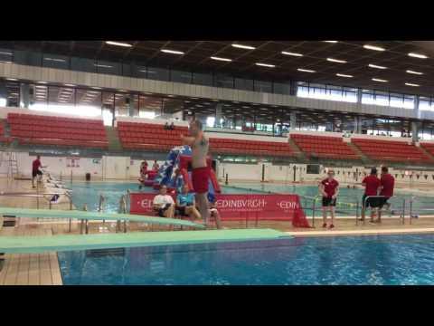 Chris Law - 1m - Inward Tuck Dive