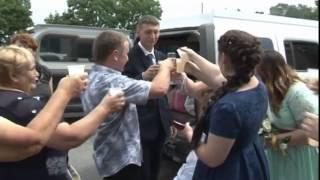Дмитрий и Ксения  г  Находка  Свадьба 21 августа 2015