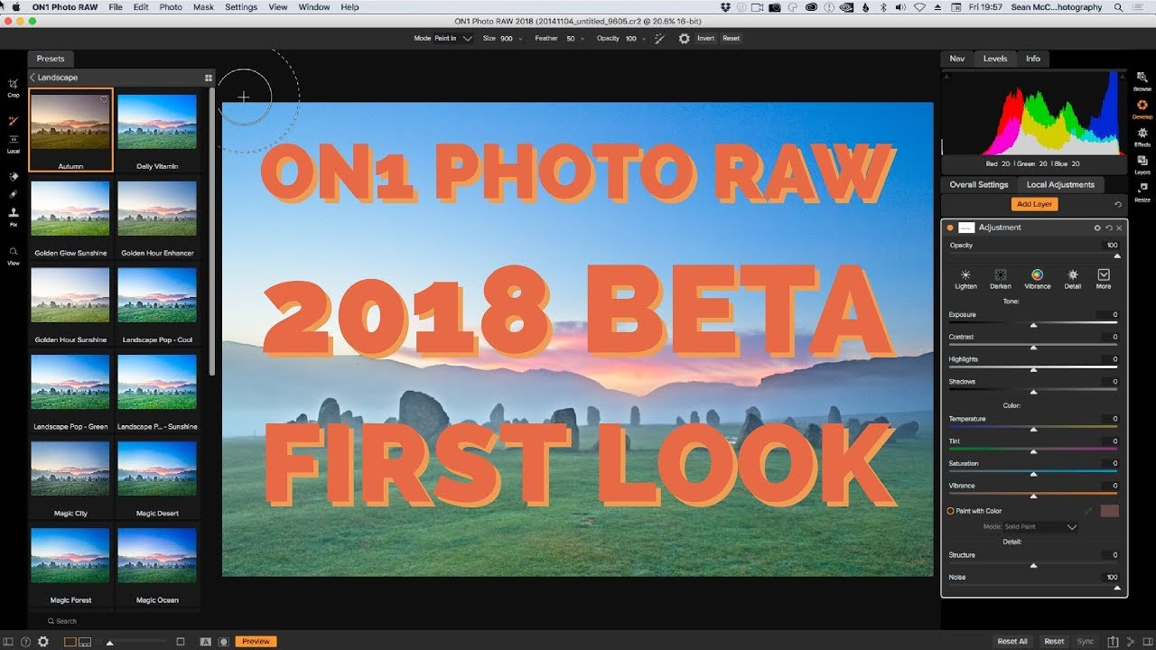 Raw beta