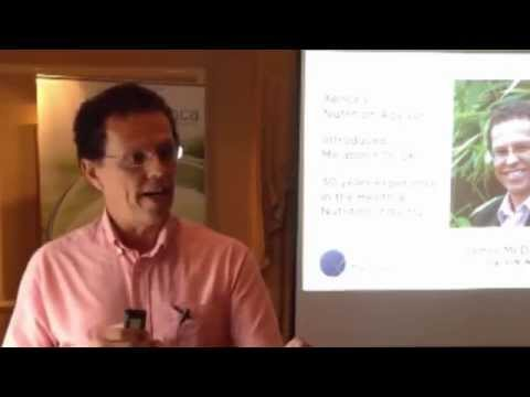 Vegan Superfood Supplement: James McDonald on Xenca's Five a Day Plus V - Full Version