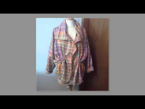 Marcy Tilton's Fall 2015 Jacket, Coat & Vest Sew-Along Slideshow