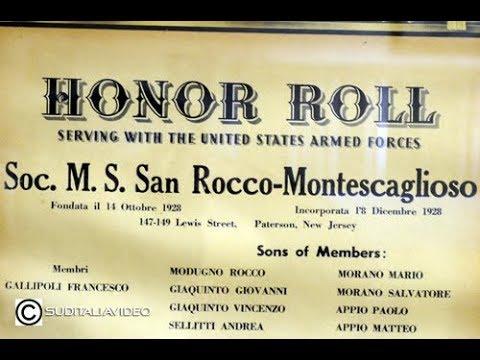 1° Giornata Seminario di Studio 90° San Rocco Society Paterson