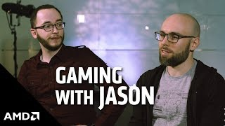Cavin in Canada: Talking Gaming While Gaming