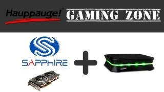 HD PVR 2 + Sapphire HD 7970 = PC CAPTURE!