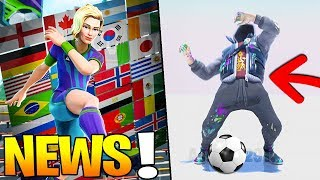 SKINS PERSONNALIABLE e novos DANSES no Fortnite: Battle Royale