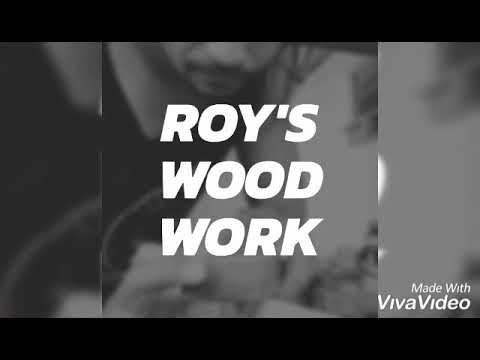 DIY Wooden toy car by Roy's Wood work