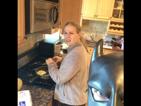 BatDad - A Day in the Life of Jen!