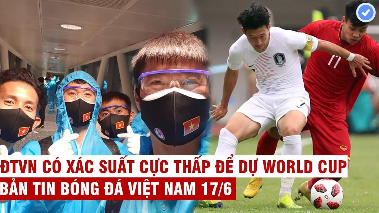 VN Sports 17/6 | Đội tuyển Việt Nam háo hức về nước, HLV Park nói về VN đối đầu với Hàn Quốc