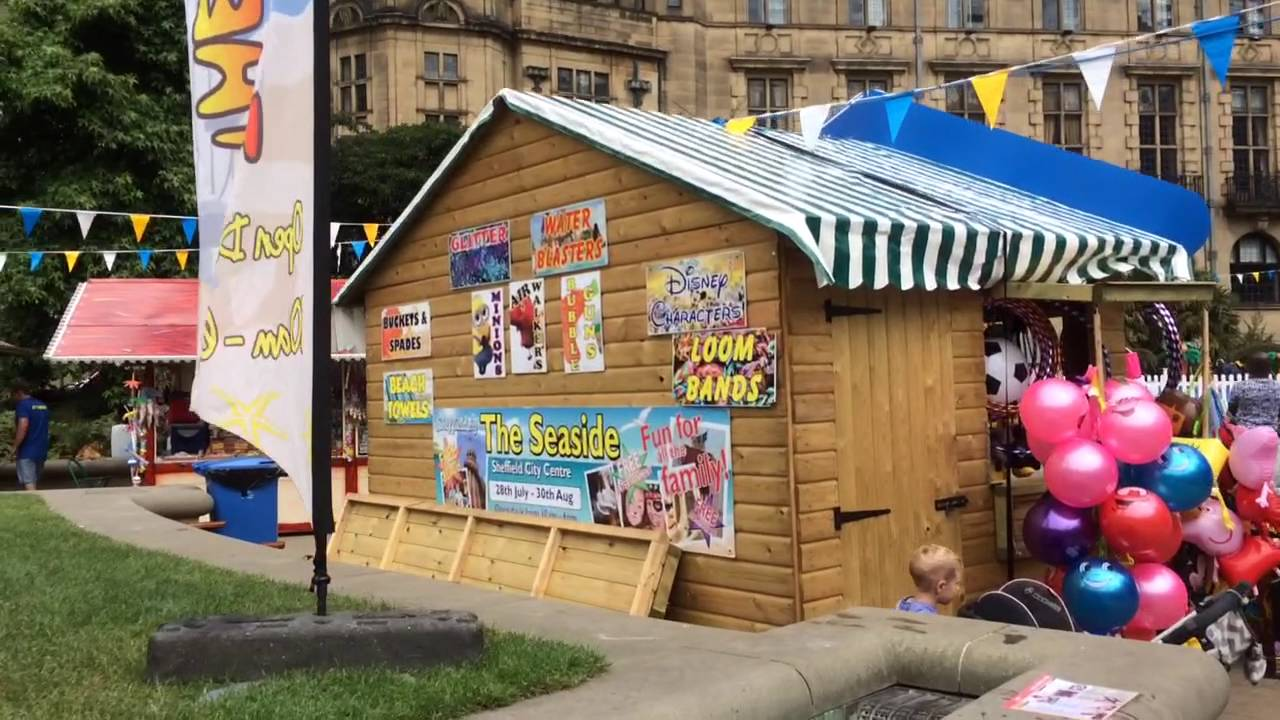 Sheffield by the Sea Event - Peace Gardens: Sheffield City Centre ...