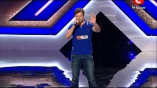 """""""Х-Фактор"""" 3 сезон. Выпуск 2. Донецк"""