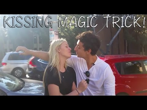 How To Kiss A Girl With A Magic Trick- UCLA Special