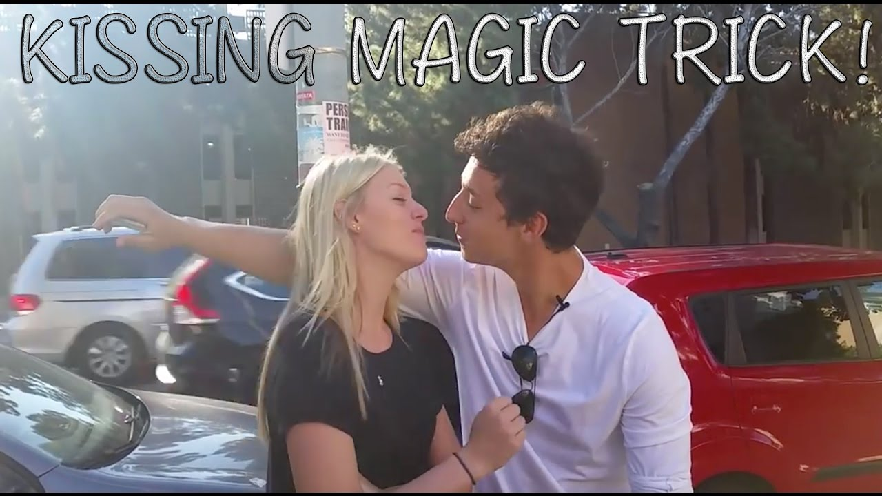 How To Kiss A Girl With A Magic Trick- Ucla Special - Youtube-3063