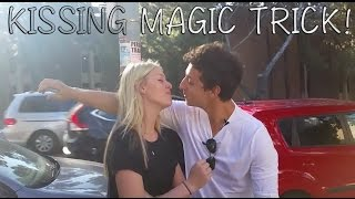 Repeat youtube video How To Kiss A Girl With A Magic Trick- UCLA Special