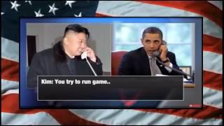 President Trump To North Korea You'll See...#FireAndFury