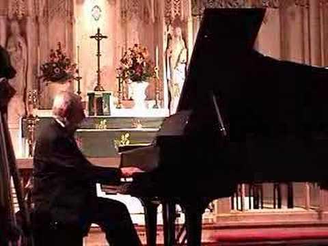 Jeno Jando perfoms Liszt's Mephisto Waltz