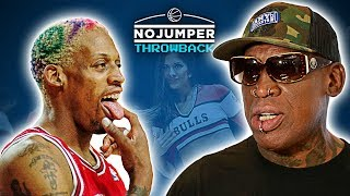 Dennis Rodman Talks About Boning Girls on the Half Court Line Before Bulls Games