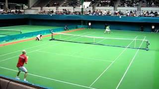 第47回島津全日本室内テニス選手権大会 男子シングルス決勝 vol.4