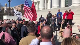 Senator Amanda Chase announces run for Virginia governor
