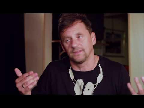 "GERALD GRADWOHL ""Raw"" Interview"