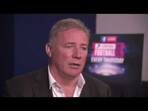Interview with Rangers legend Ally McCoist