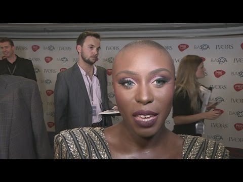 Laura Mvula cried on being nominated for two Ivor Novello awards