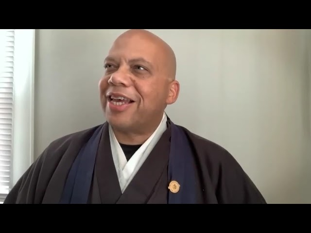 Who You Are as YOU!!! – Dharma Talk by Seiho Morris, 8.1.2021