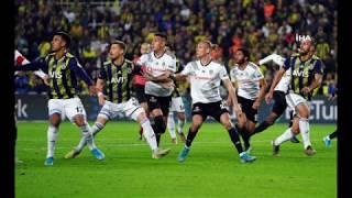 Fenerbahçe - Beşiktaş maçı : 3-1 ... Özel fotoğraflarla özet gibi izle