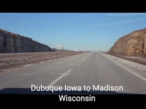 Paul returns from Dubuque Iowa to Madison Wisconsin