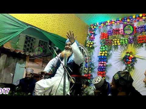 BulBule Bangal~Hazrat Maulana Hanif Arvi-Best Taqreer+Funny*2017+part-2