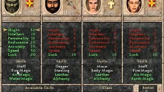 Соло Прохождение Might and Magic VII, Часть 1 - О Пользе Бега Для Здоровья
