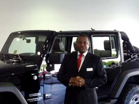 2010 Jeep Wrangler Walk Around Hall Chrysler Jeep Dodge