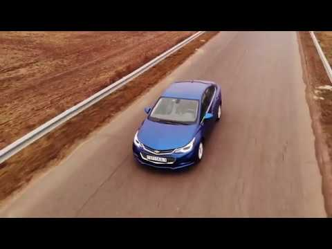 Chevrolet Cruze J400 USA / Шевроле Круз J400 США / The Weeknd - Blinding Lights