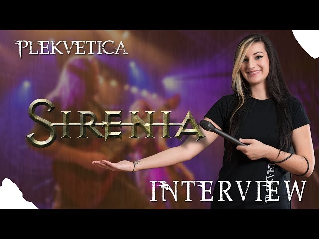 [ Interview ] Sirenia ( 2017 ) |  Gothic Metal/Rock