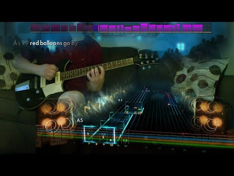 Rocksmith Remastered  DLC  Guitar  Goldfinger 99 Red Ballos