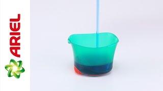 Как дозировать жидкое средство для стирки - Ariel(, 2016-04-20T09:04:51.000Z)