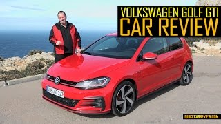 CAR Review: 2017 Volkswagen Golf GTI Test Drive