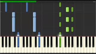 Piano - Same Love -   Synthesia - Learn to Play - 70 percent speed