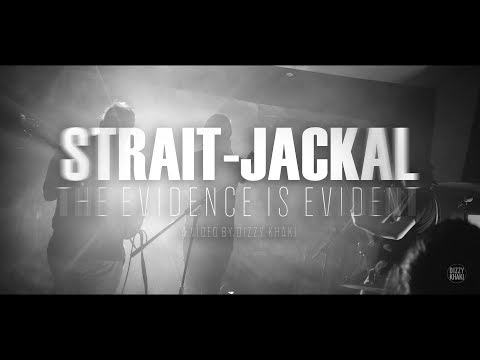 Strait-Jackal - The Evidence is evident