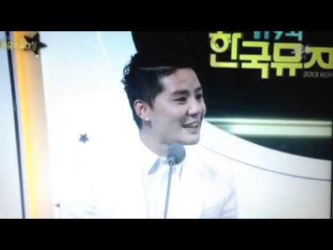 19th THE KOREA MUSICAL AWARDS  Kim Junsu