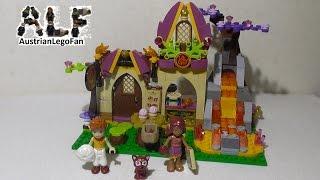 Lego Elves 41074 Azari And The Magical Bakery /  Und Die Magische Bäckerei - Lego Speed Build Review
