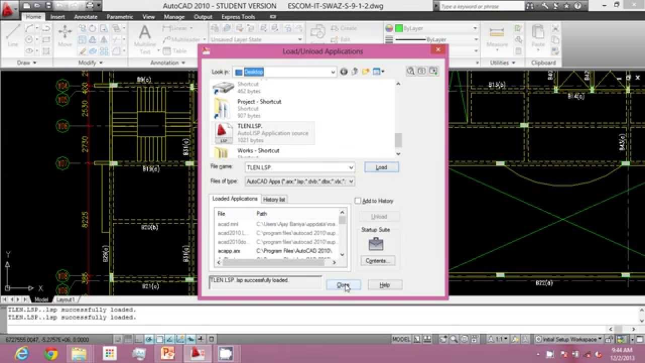 How To Measure Total Length Of Multiple Lines In Autocad In A Single
