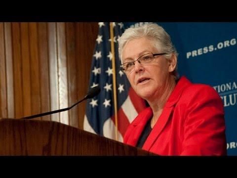 NPC Speakers Breakfast with EPA administrator Gina McCarthy - Sept. 20, 2013