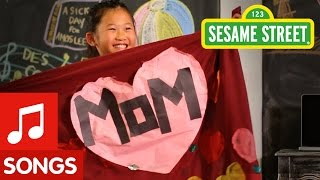 Sesame Street: M is for Mom