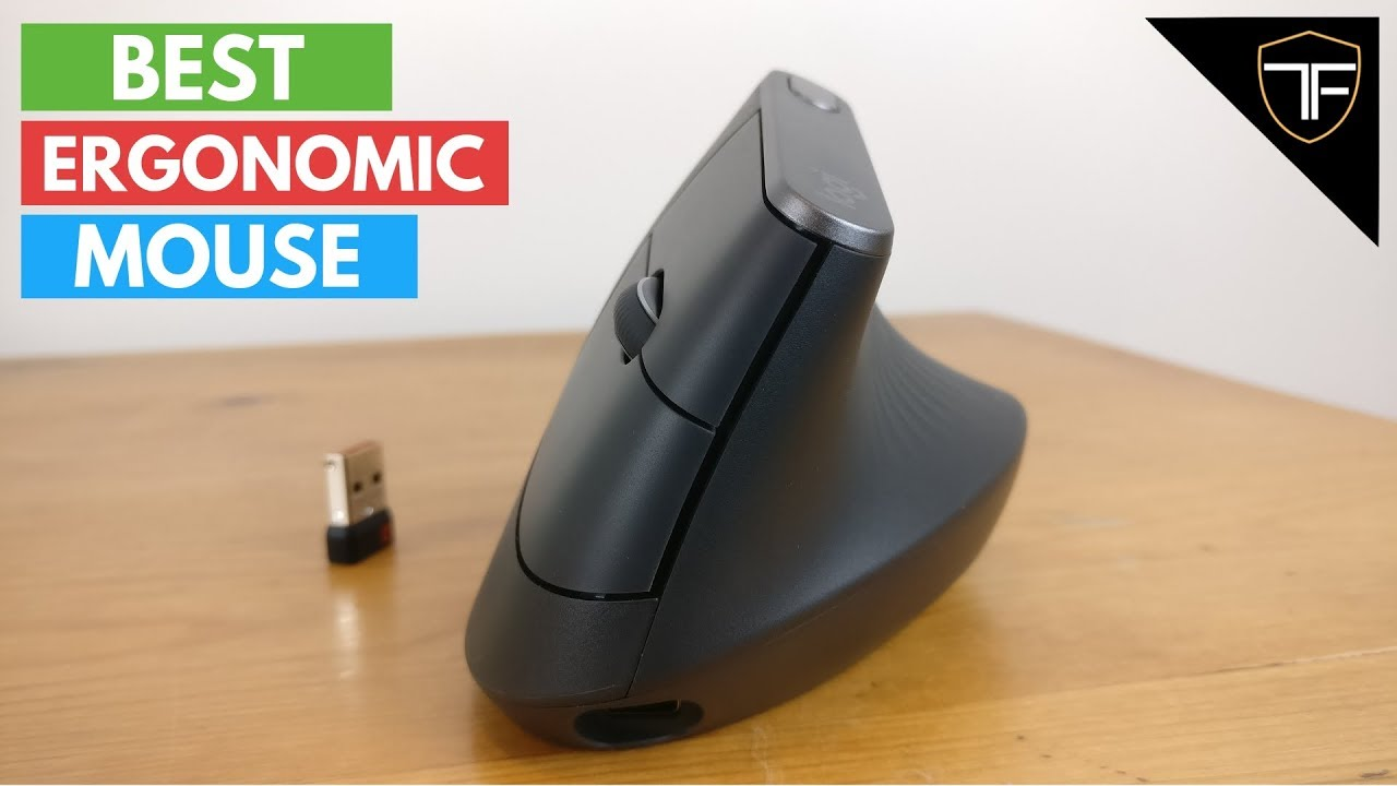 052443eb2ca Logitech MX Vertical Advanced Ergonomic Mouse Unboxing 2019 - Better than MX  Ergo!?