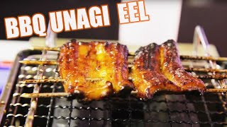 Extreemly Graphic: LIVE EEL Cooking Video Unagi (censored)