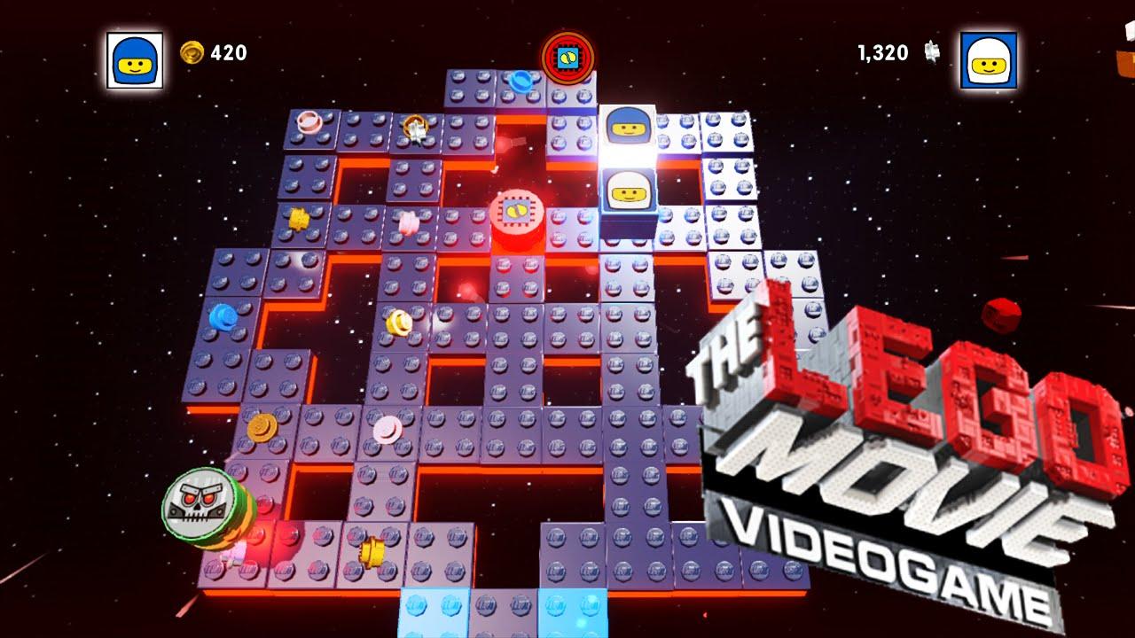 Lego Movie: Lego Pac-Man!! - YouTube