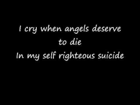 System of a down - Chop Suey( with lyrics)