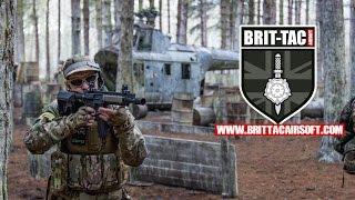 Brit Tac Airsoft 18/01/2015